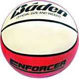 Baden Enforcer Tan and Cream Basketball