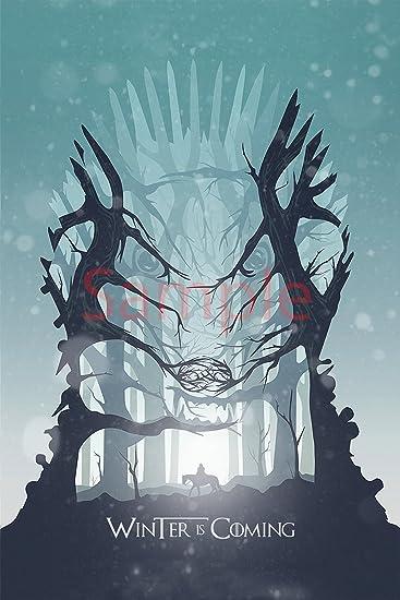 Amazon.com: Mejor impresión Store – Juego de Tronos, Winter ...