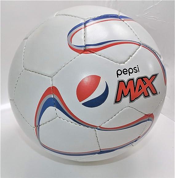 Pepsi Match - Balón de fútbol: Amazon.es: Deportes y aire libre
