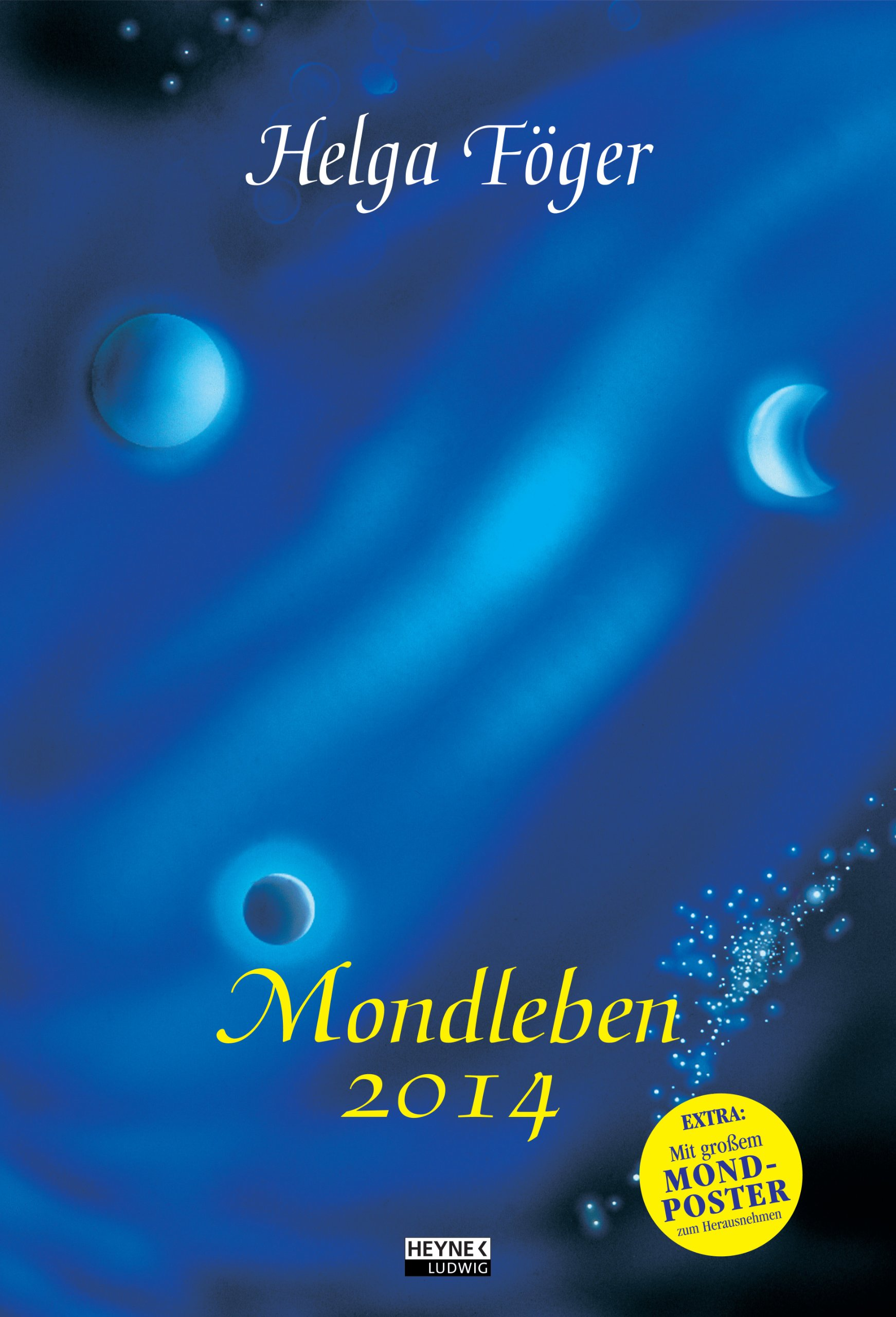 Mondleben 2014: Wandkalender