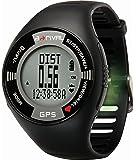 a-rival SpoQ HR GPS Trainings-, Lauf-, und Pulsuhr mit Bluetooth