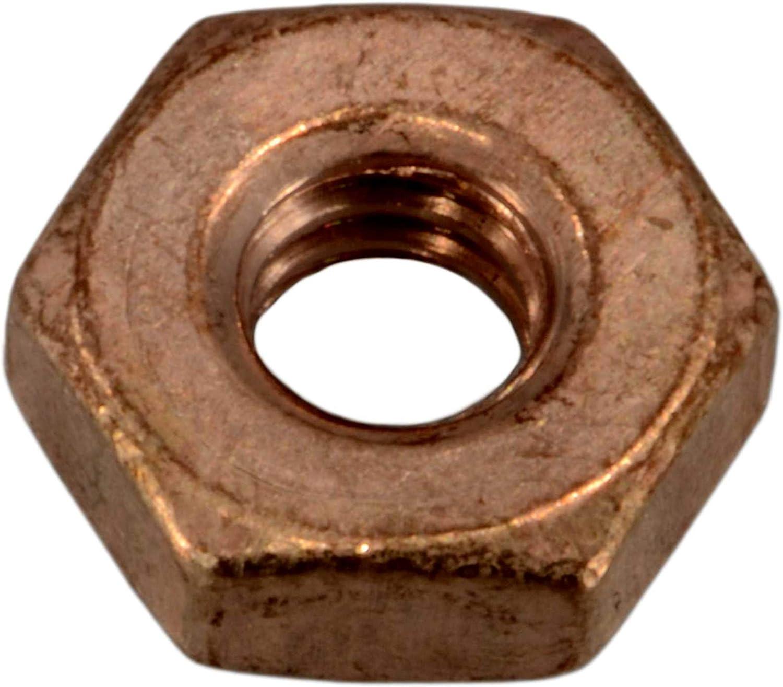 8 Piece Hard-to-Find Fastener 014973519643 519643 hex-Nuts