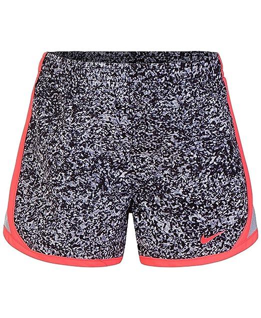 925d408c32dad Amazon.com: Nike Girl`s Dri-FIT Running Tempo Shorts: Clothing