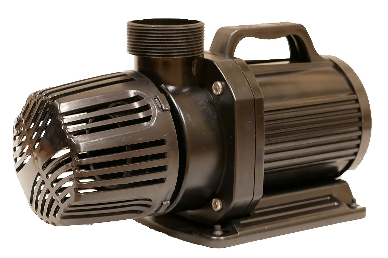 HSABO DEP-20000 吐出量20000L/H (毎分333L) 揚程6m DCポンプ 水中ポンプ 水槽ポンプ 省エネ 低騒音 99段階流量調整 オーバーフロー水槽に最適20 B0789JNPDN