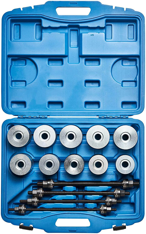 KRAFTPLUS/® K.267-1524 Estrattore con boccole di trazione cuscinetto per asse 24 pezzi