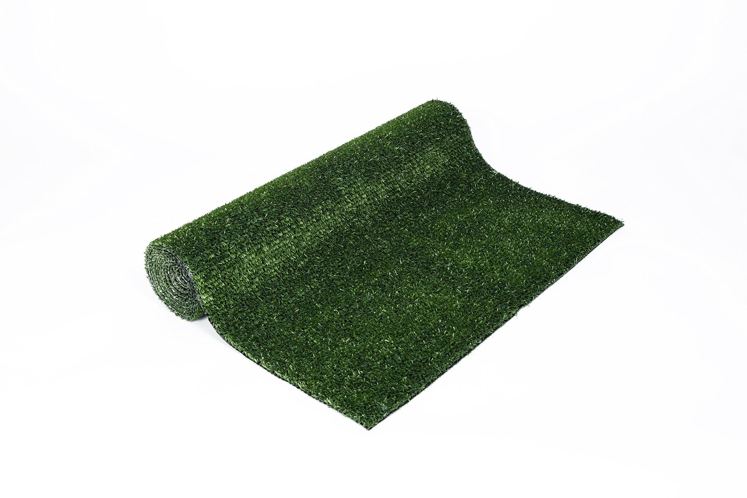 PoochPads PT3X10 Indoor Turf Dog Potty Grass Roll, Medium/36'' x 120''