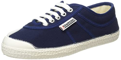 Kawasaki Rainbow Basic - - Zapatillas para adultos, unisex, color azul (dark navy