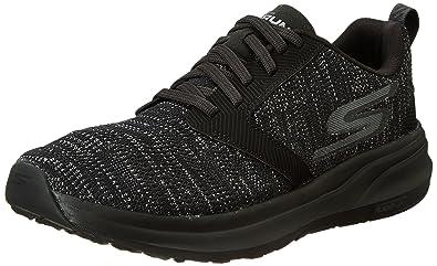Skechers 55200 BBK GOrun Ride 7 Black Men's Running Shoes
