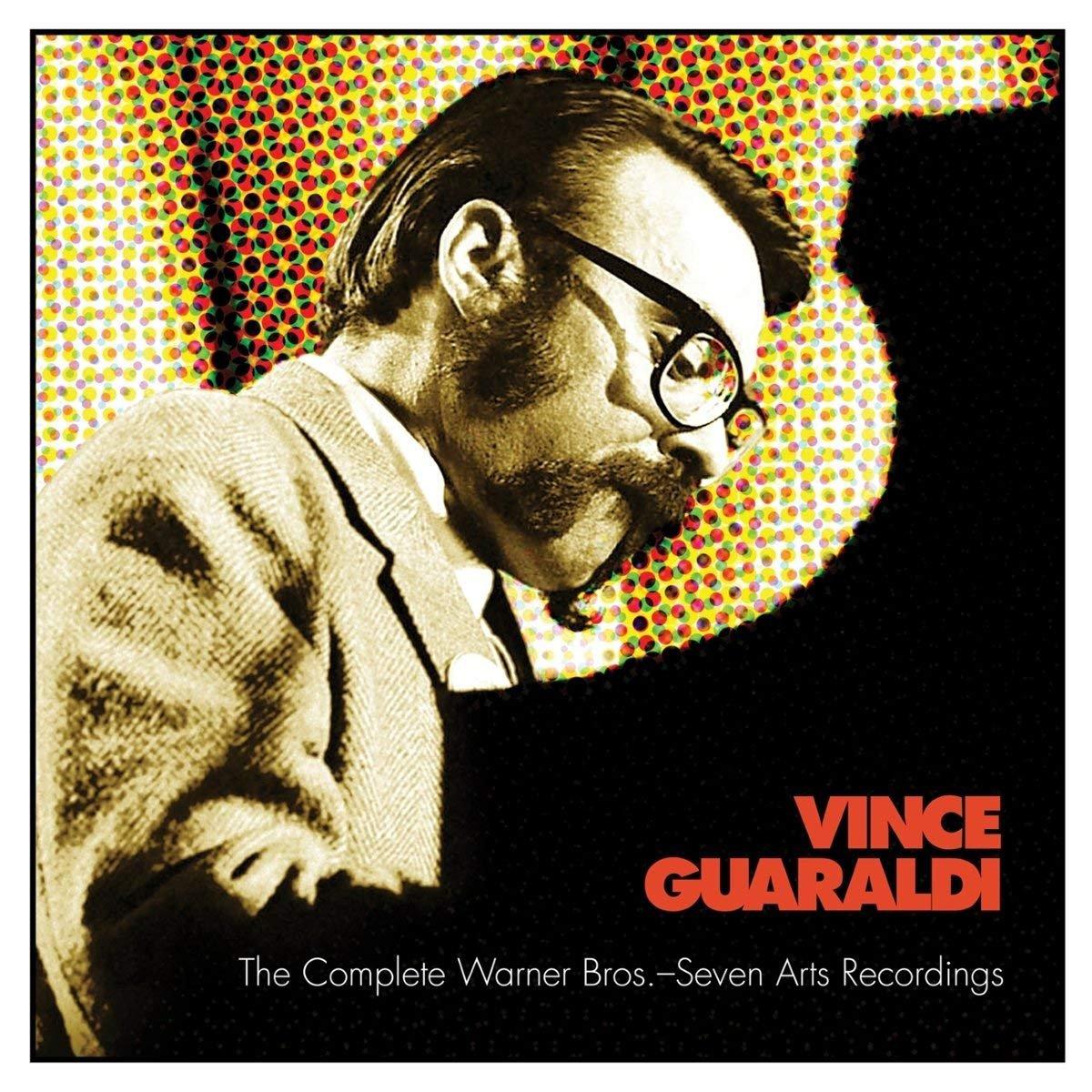 CD : Vince Guaraldi - Complete Warner Bros.-seven Arts Recordings (2PC)