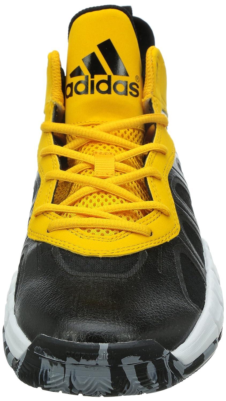 finest selection 10f0c 59f52 Adidas Crazyquick 2.5 Low, Jlin17 La Lakers-blackgoldwhite, 9 M Us, Black  - Black  Yellow, US 9  UK 8.5  EU 42 23 Amazon.co.uk Shoes  Bags