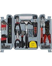 Stalwart 75-6037 Household Hand Tools, 130 Piece Tool Set