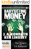 Jack Daniels and Associates: Babysitting Money (Kindle Worlds Short Story) (Gavin English Stories Book 3)