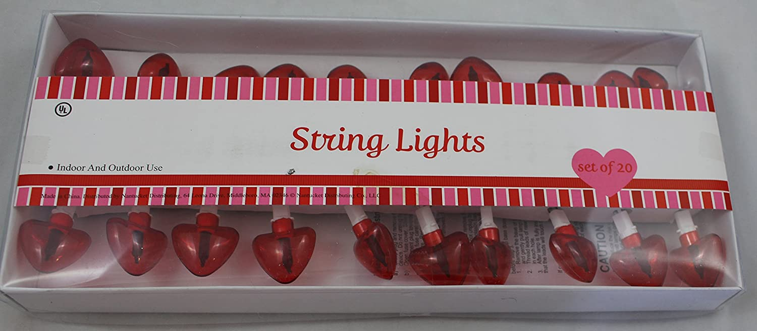 valentines day string lights valentines day wikii - Valentine String Lights