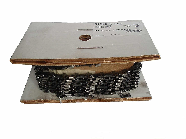 Rolle-Kette stoßabsorbierender semi-carrée, ca. Semi-Pro 25Füße 3/8Füllstandsanzeige 050