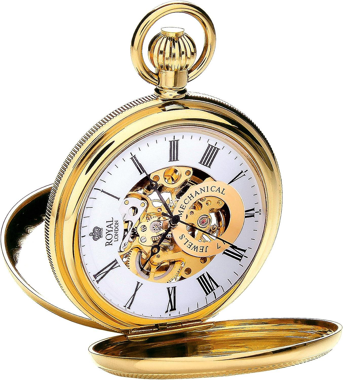 Royal London 90048-02 - Reloj de Bolsillo: Amazon.es: Relojes