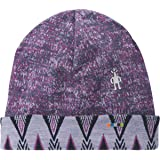 26293f66e85 Smartwool NTS Mid 250 Reversible Pattern Cuffed Beanie - Unisex Black hats  OS Black