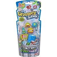 Grossery Gang- Set 5 Unidades Cubo de Basura