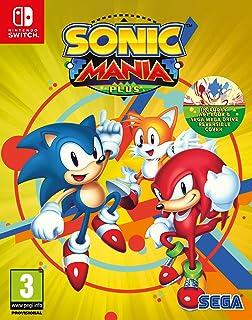 Amazon com: Sonic Mania Plus - Nintendo Switch: Sega of America Inc