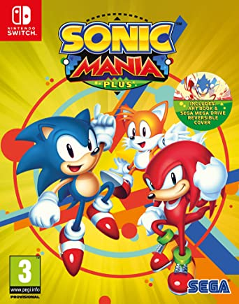 Sonic Mania Plus (Nintendo Switch) (Nintendo Switch): Amazon