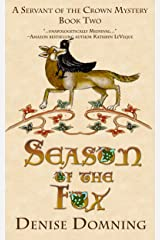 Season of the Fox (A Servant of the Crown Mystery Book 2) Kindle Edition