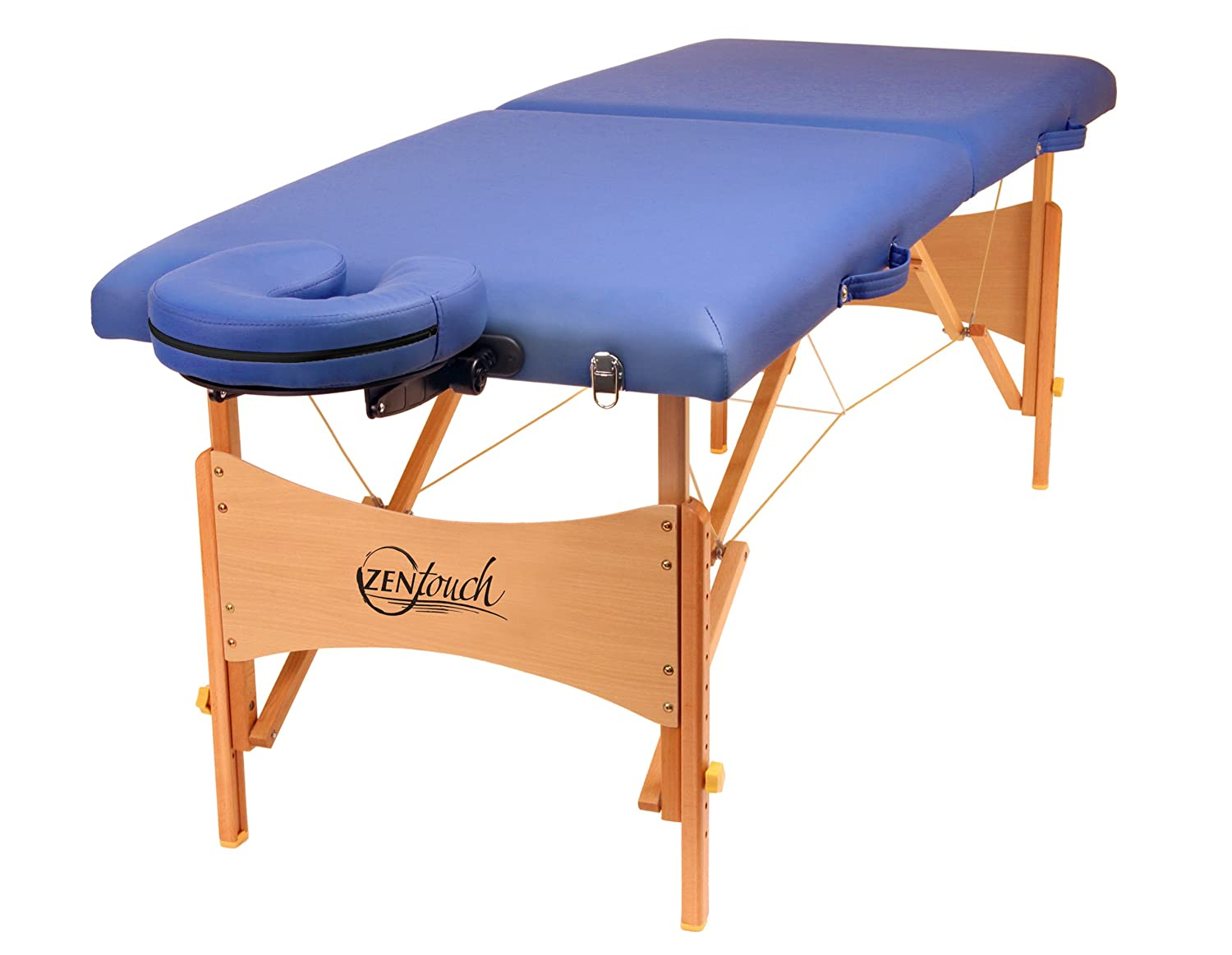 Lightweight portable massage table - Amazon Com Master Massage Zentouch Portable Massage Table Blue 27 Inch Health Personal Care