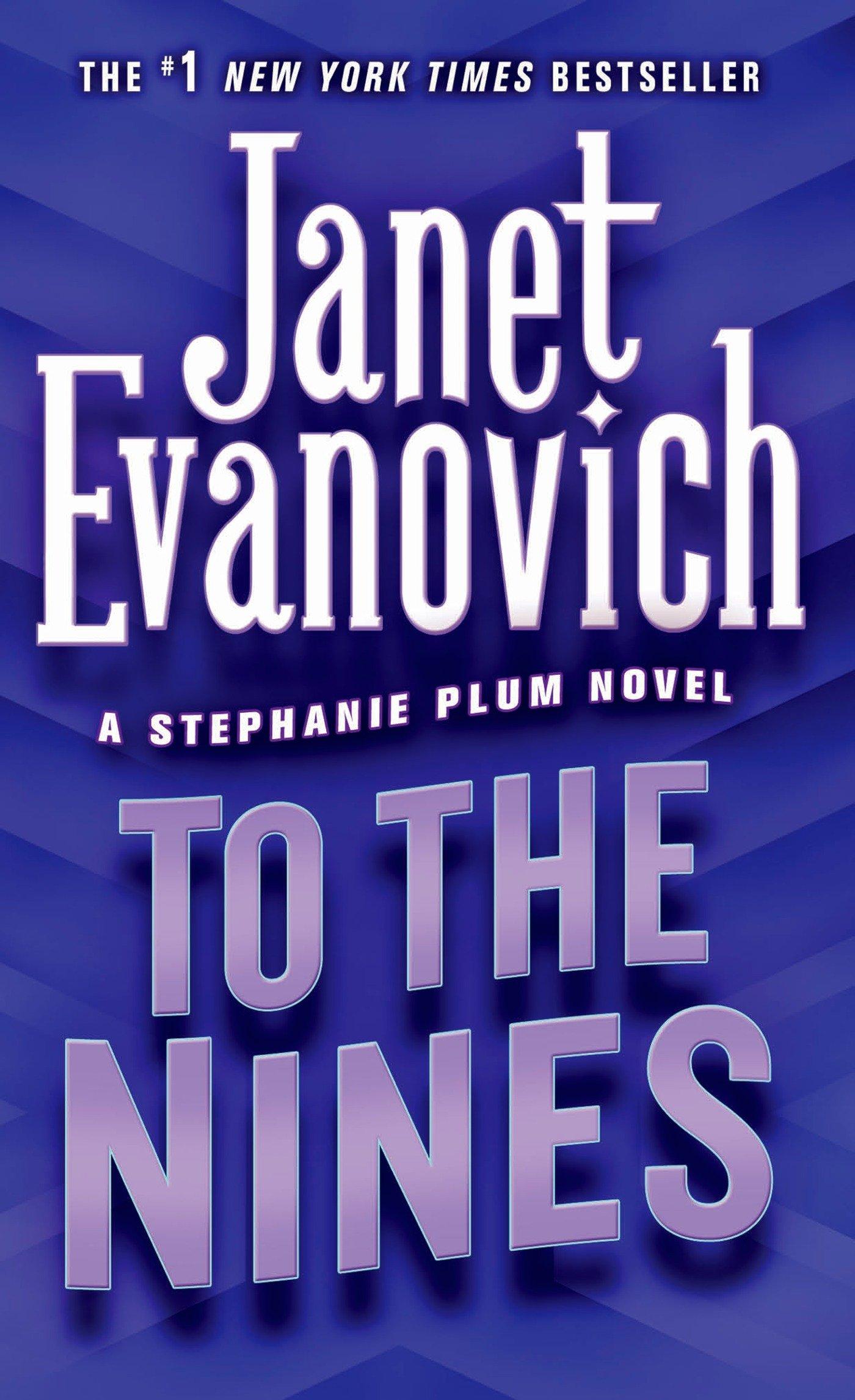 9) (stephanie Plum Novels): Janet Evanovich: 9780312991463: Amazon:  Books