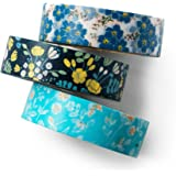Washi tape set - summer floral - value pack - DIY - packaging - decorative tape - weddings - Love My Tapes