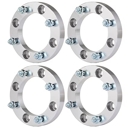Amazon SCITOO Wheel Adapters Wheel Spacer Adapters 400Lugs 400X 40 Custom Can Am Bolt Pattern