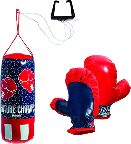 Amazon.com: Franklin Sports - Mini juego de boxeo para niños ...