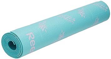 Reebok RAYG-11030CB Esterilla Yoga Reversible, Azul, 4 mm ...