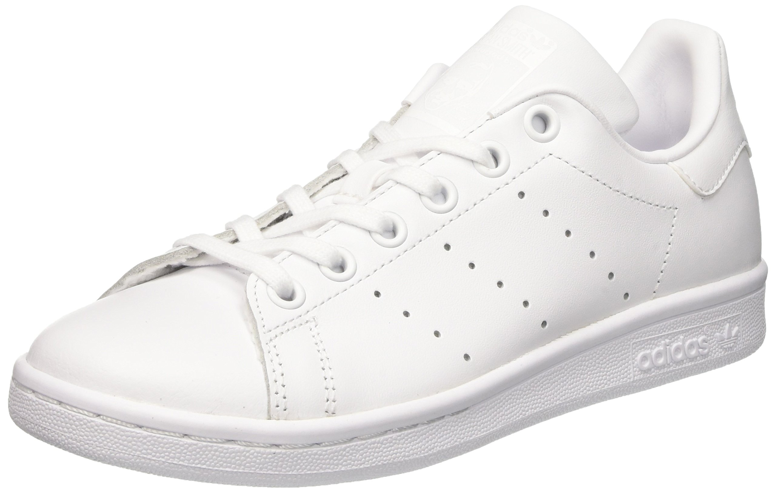 Adidas Youths Stan Smith White Leather Trainers 5.5 US by adidas