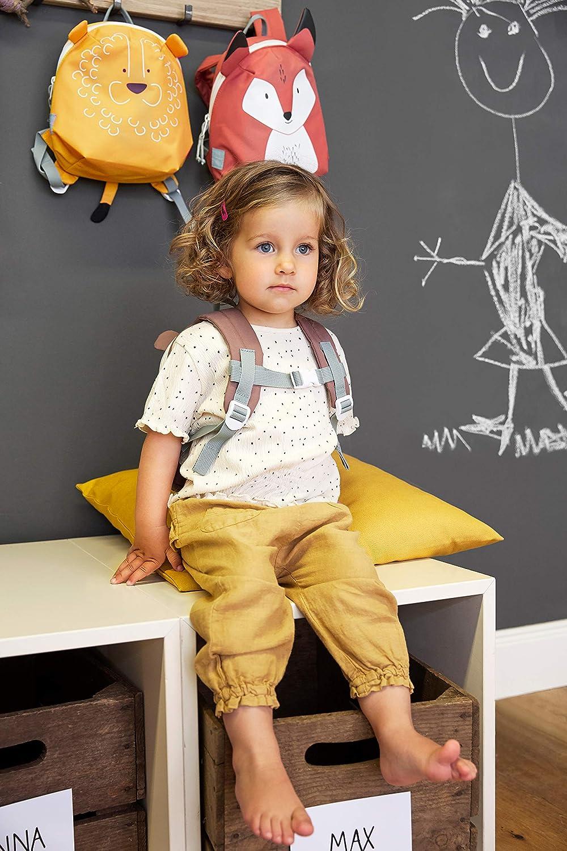 L/ÄSSIG Sac /à dos de la maternelle lenfant//Tiny Backpack About Friends Raton Laveur