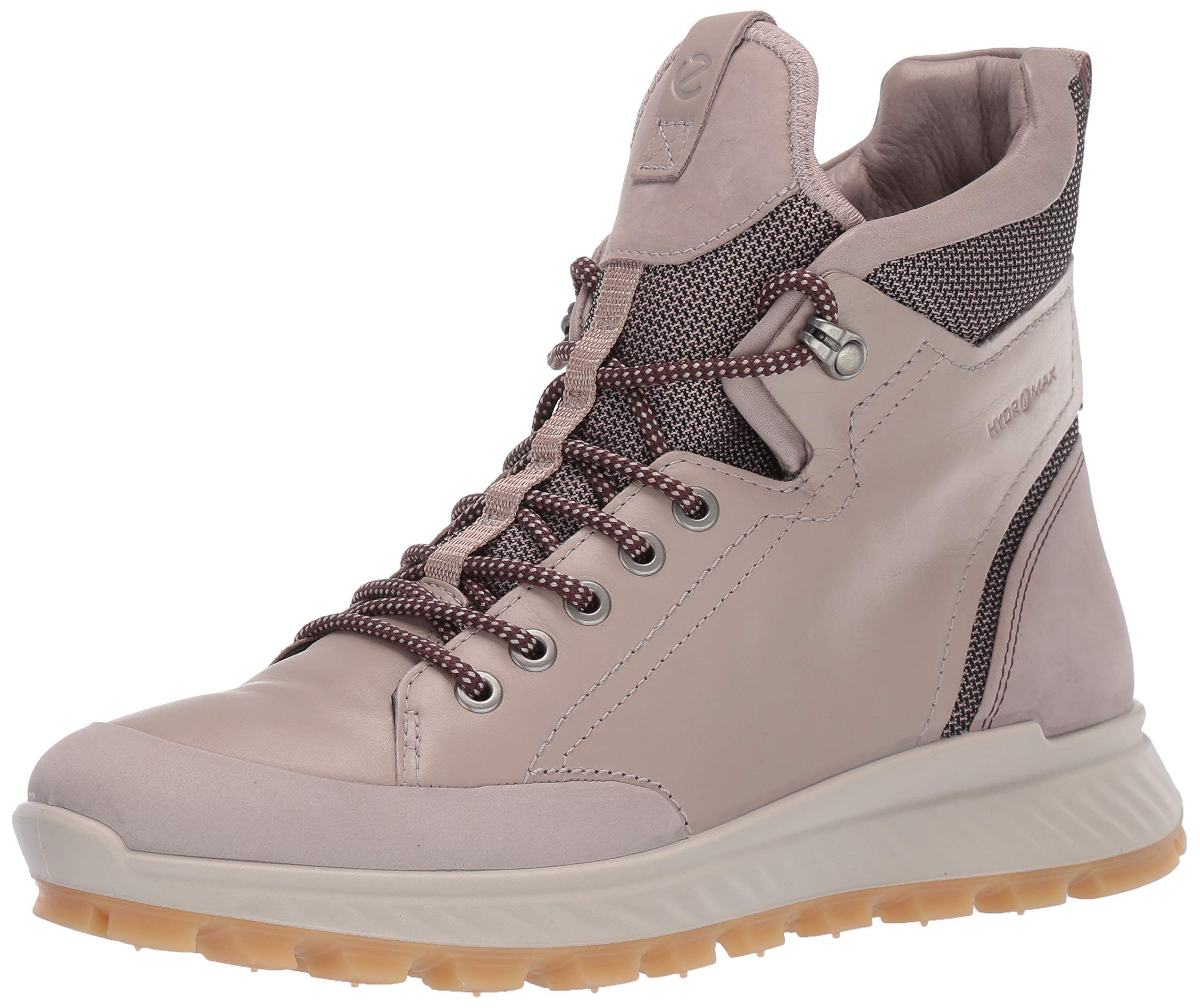 Exostrike HYDROMAX Ankle Boot - Outdoor Lifestyle, Hiking, grey rose/grey rose, 36 M EU (5-5.5 US) by ECCO