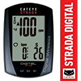 CatEye Strada Digital Wireless Bicycle Computer w/Speed/Cadence - CC-RD410DW