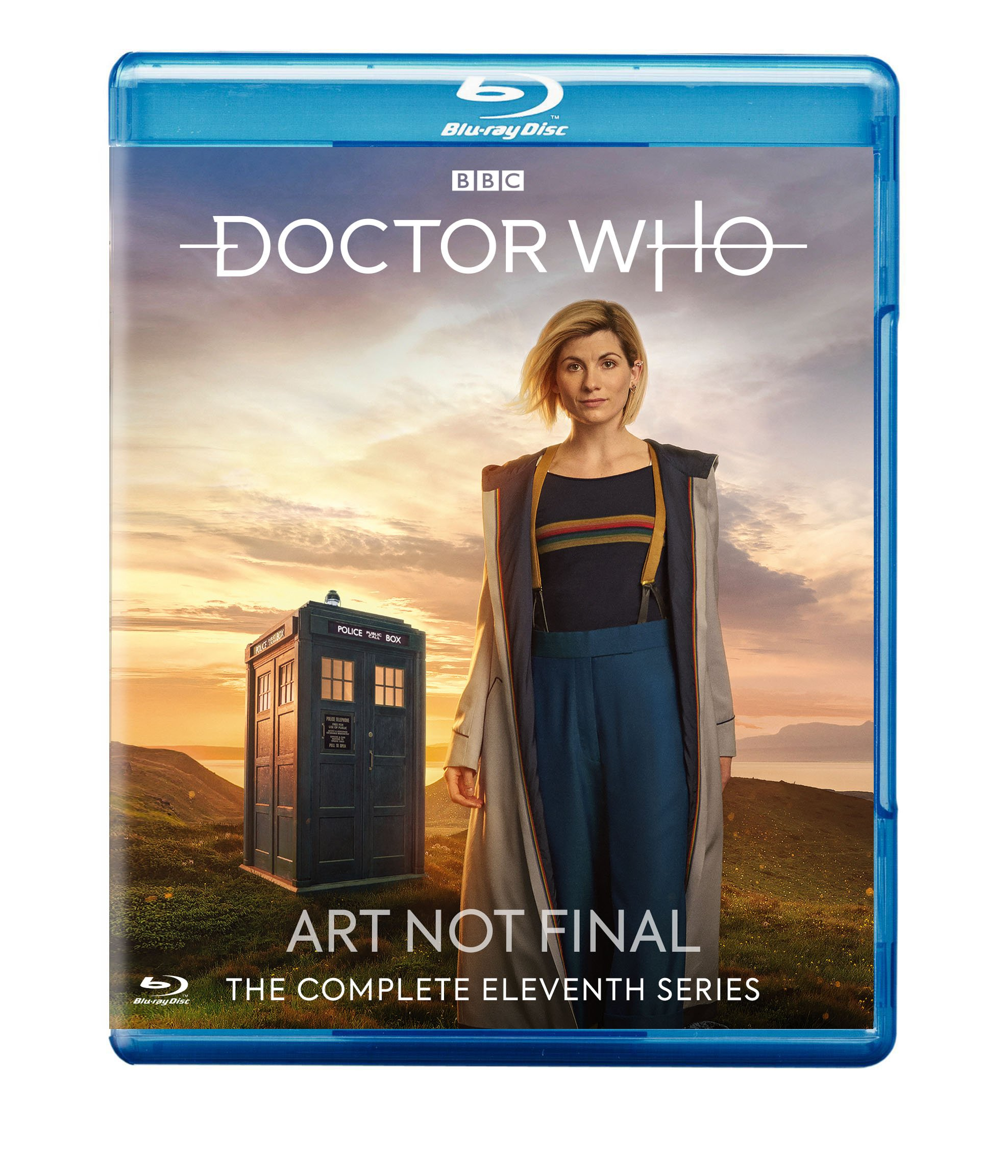 Doctor Who: The Complete Eleventh Series (BD) [Blu-ray]