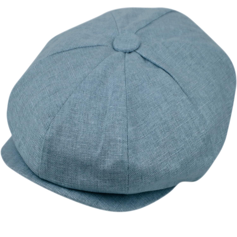 b637e7995 Epoch hats Men's Newsboy Linen Applejack Gatsby Collection Ivy Hats ...