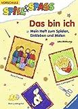 Das bin ich: Ein Heft zum Spielen, Einkleben und Malen (Spiel & Spaß)