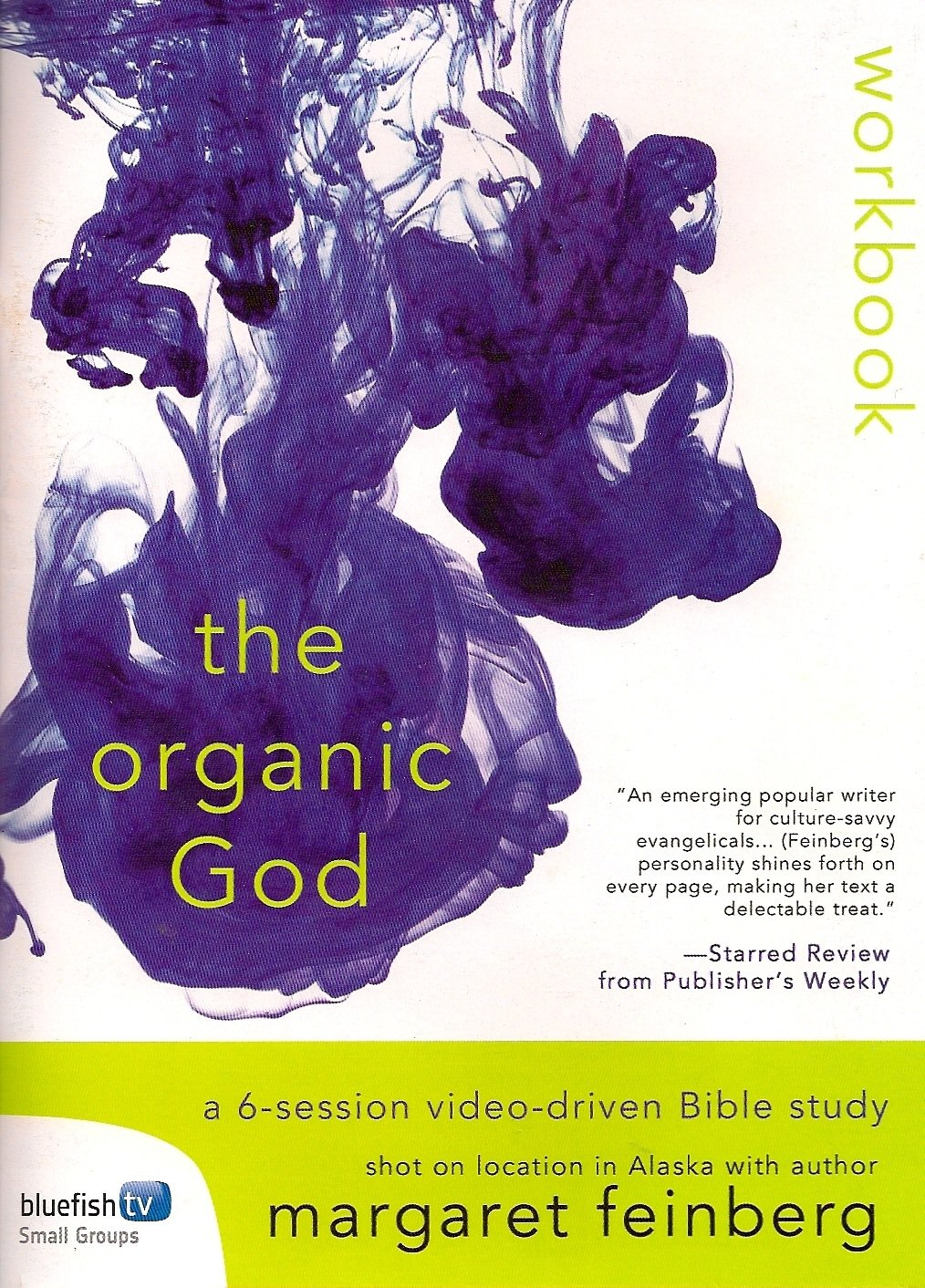 Download The Organic God Participant's Guide Workbook ebook