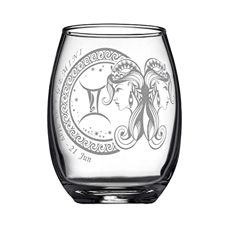Im Majestic AF Unicorn by InkPonyArt 17 ounce Stemless Wine Glass Laser Etched the perfect gift