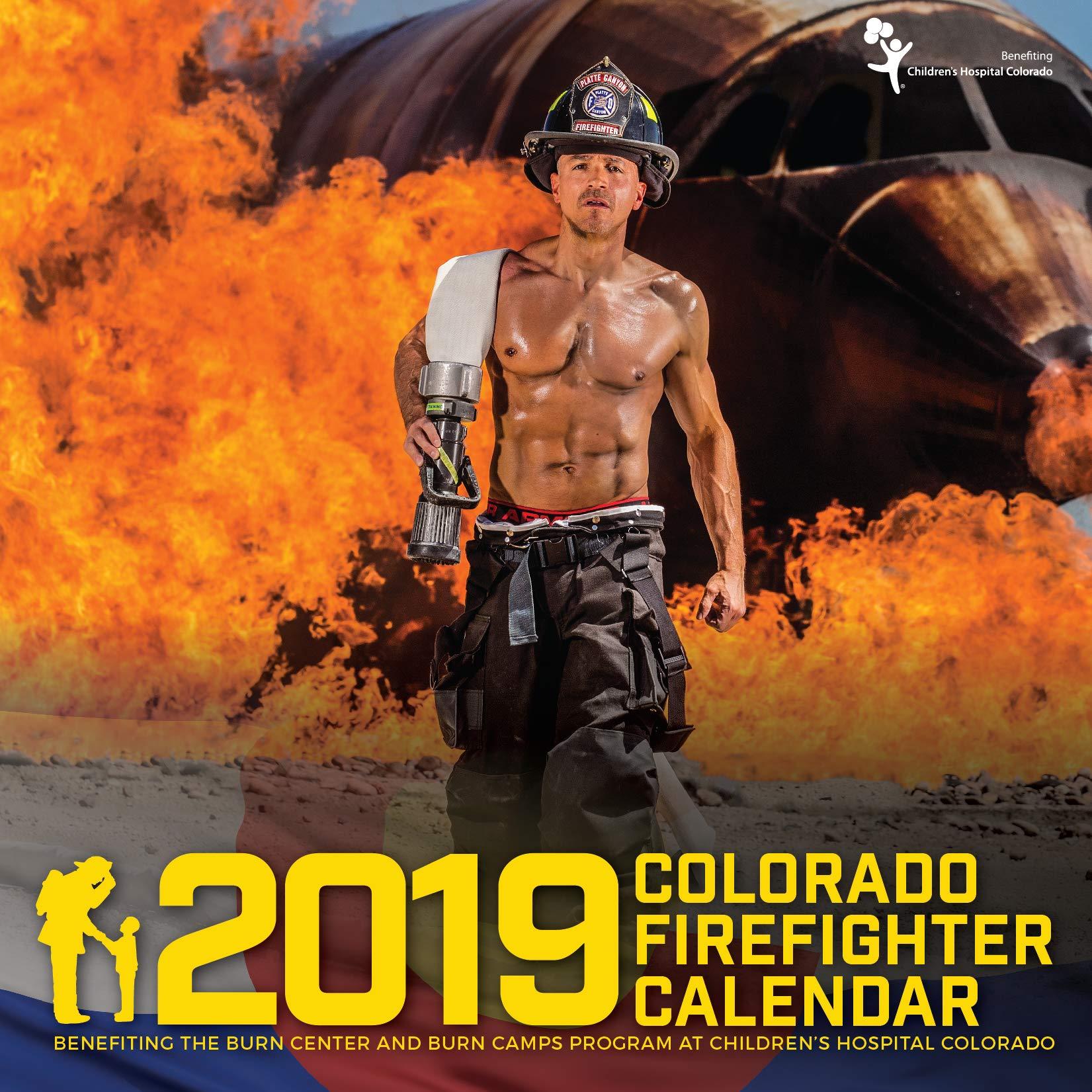 2019 Colorado Firefighter Calendar
