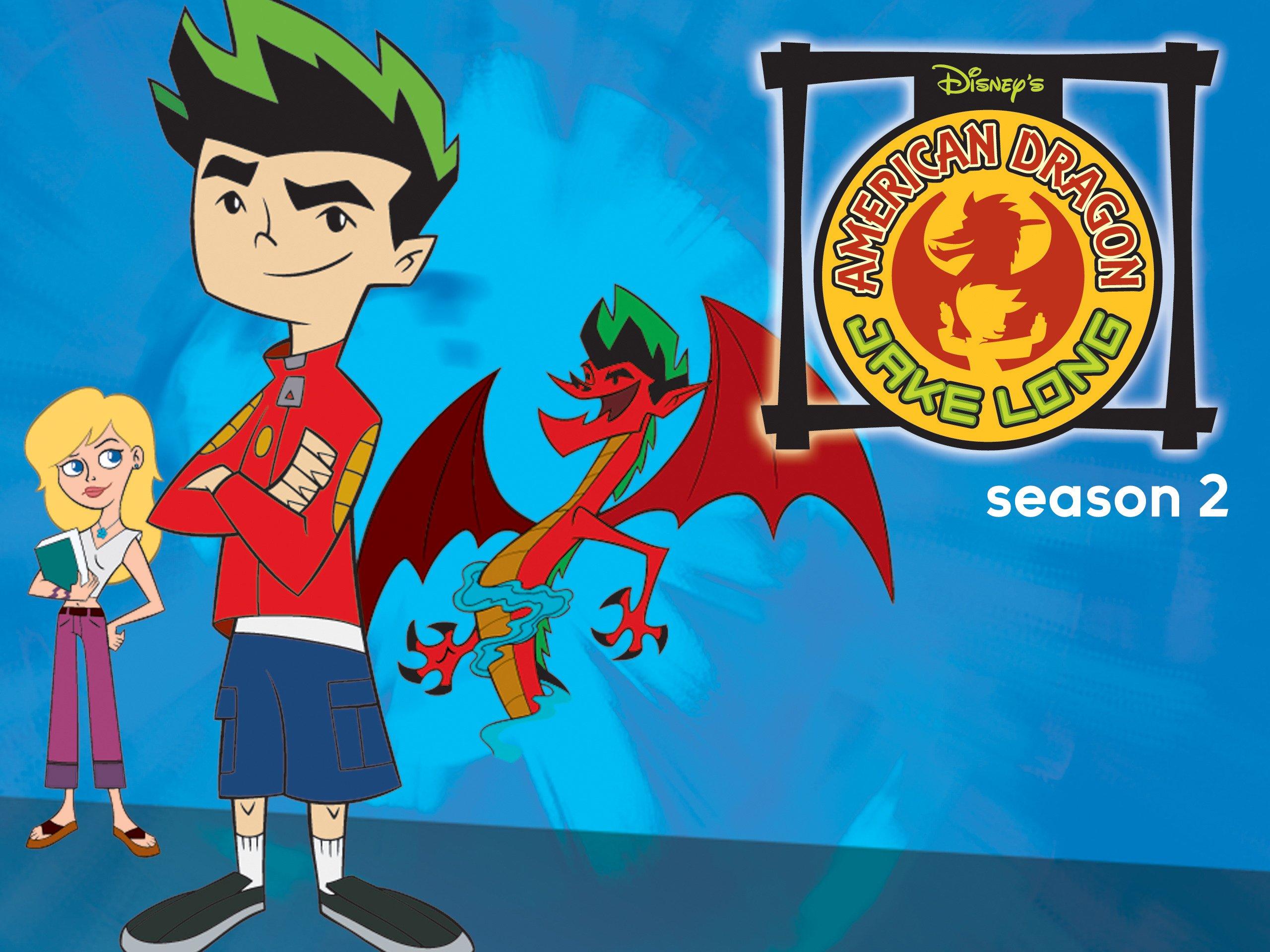 Disney American Dragon Stream