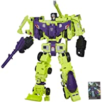 "Transformers Generations - Combiner Wars Devastator Action Figure 6 Pack - Builds to 18"" Tall Devastator Figure - Kids…"