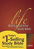 Life Application Study Bible NIV (LASB: Full Size) (English Edition)