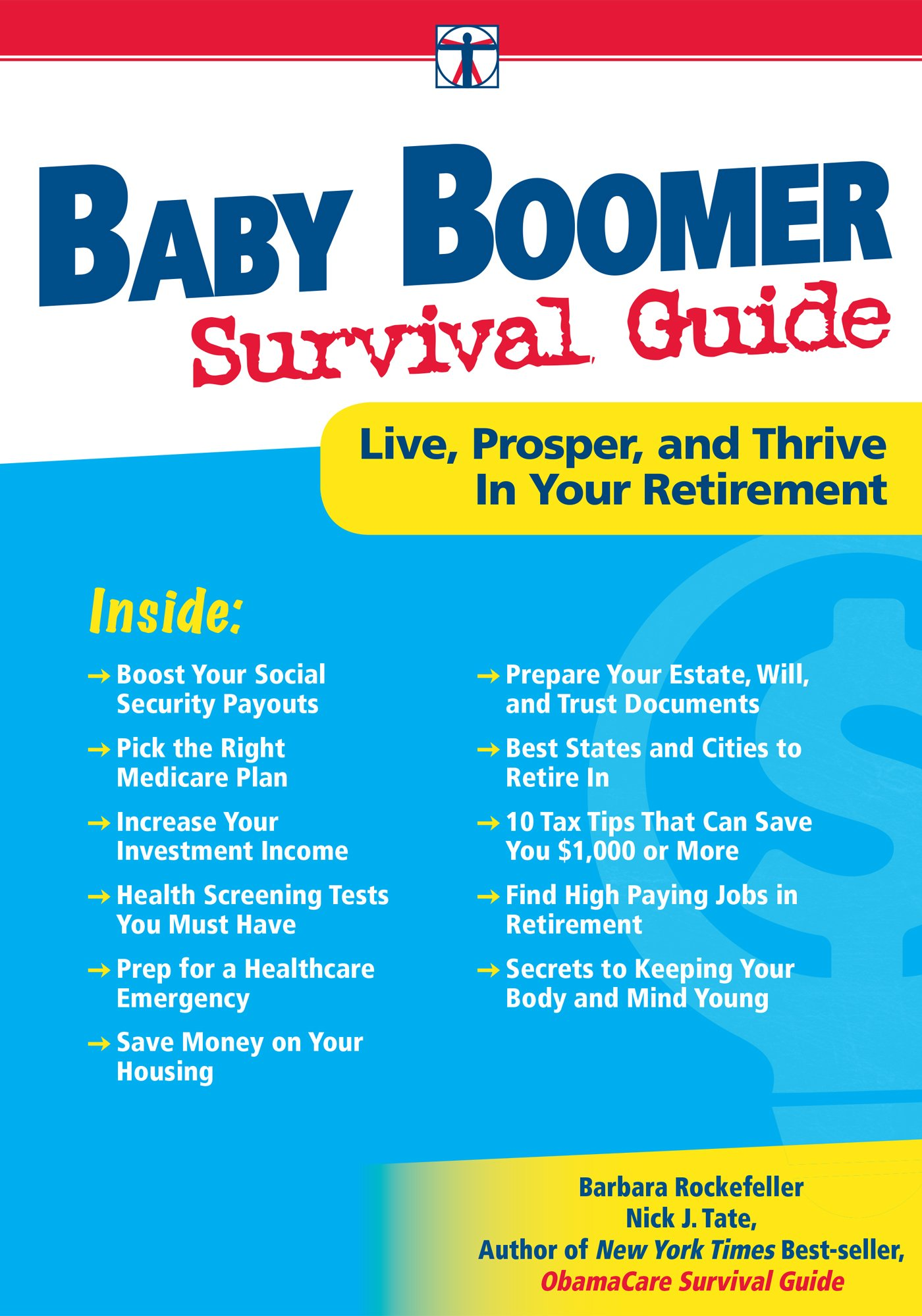 Baby Boomer Survival Guide Retirement product image