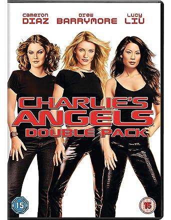 Amazon Com Charlie S Angels 2000 Charlie S Angels Full Throttle Set Dvd 2019 Movies Tv