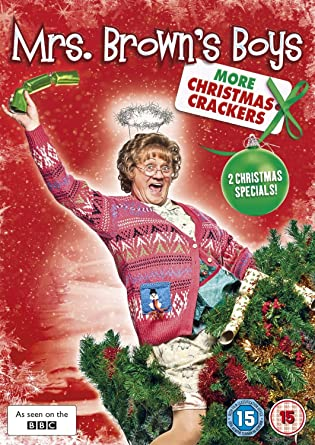 mrs browns boys more christmas crackers non usa formatted version region 2