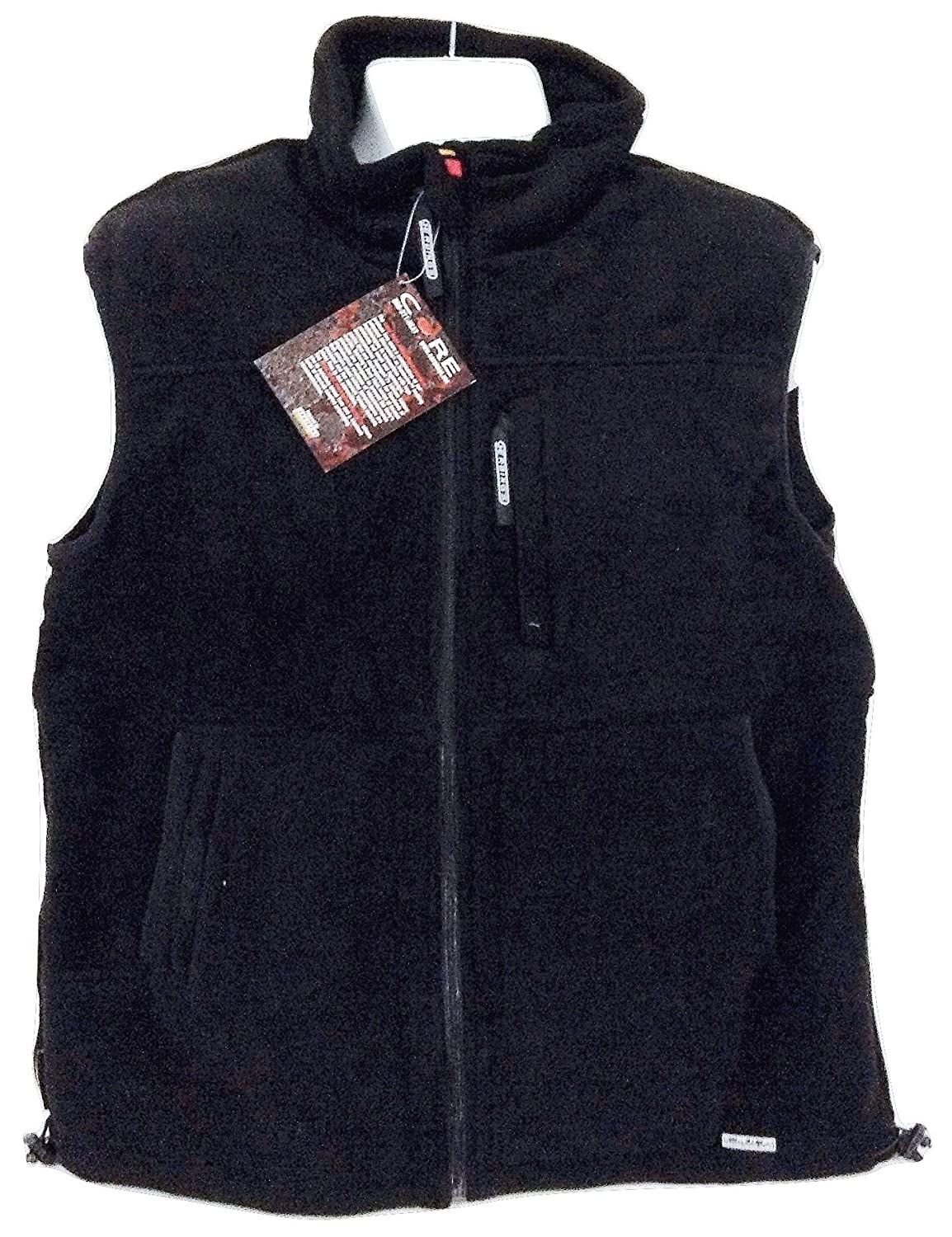 Amazon.com : Gerbing Core Heat Vest Black : Sports & Outdoors
