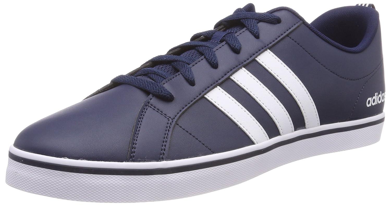 Blau (Collegiate Navy Footwear Weiß Blau 0) adidas Vs Pace Hausschuhe de Gimnasia, Hombre