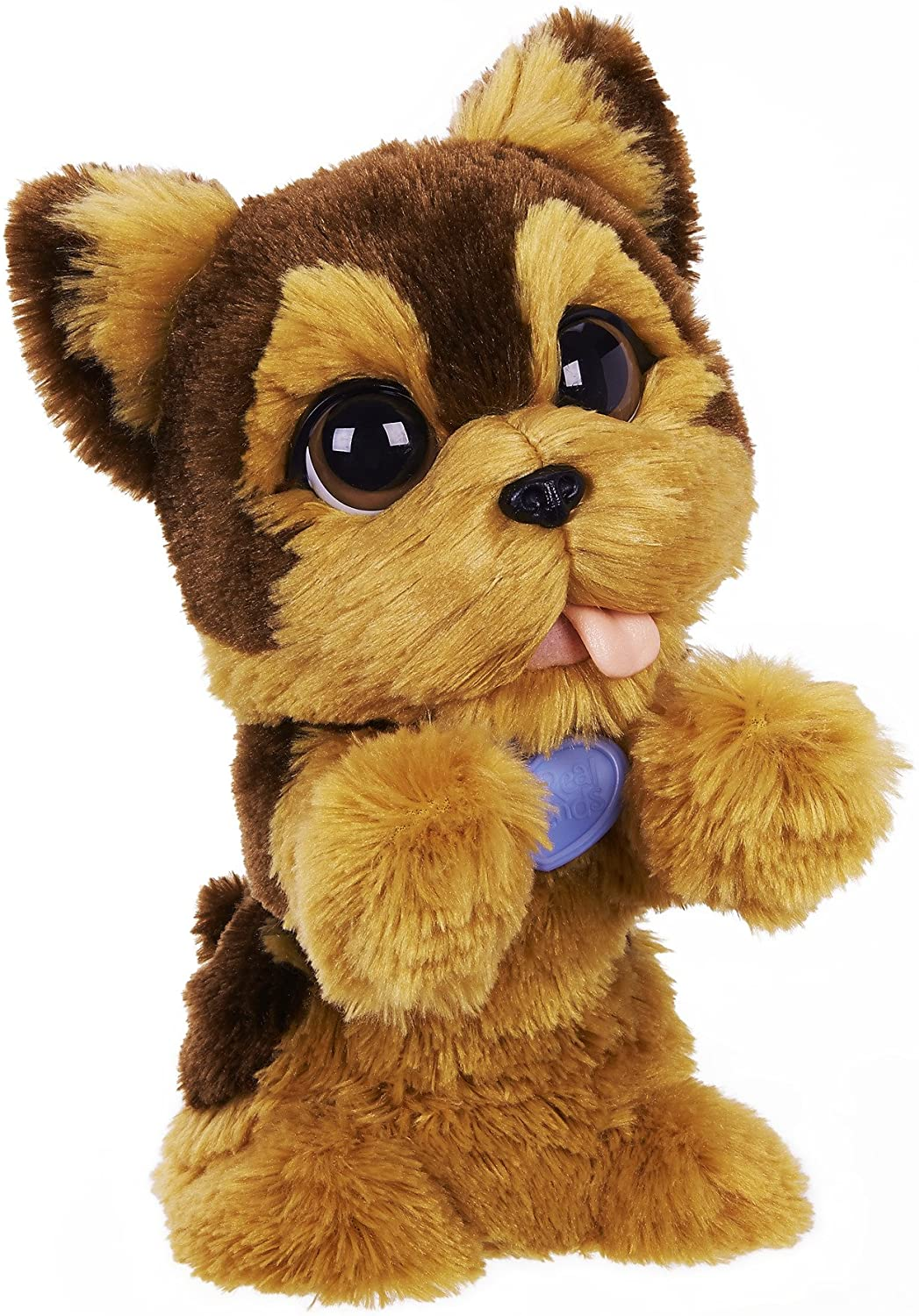 FurReal Friends Jake My Jumping Yorkie Toy - Interactive Plush, Ages 4 and up (Amazon Exclusive)