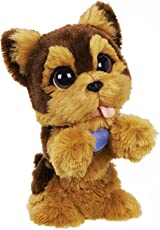 Fur Real Friends Jake My Jumping Yorkie Toy - Interactive Plush, Ages 4 and up (Amazon Exclusive)